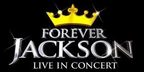 Forever Jackson tickets