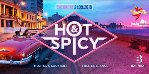 Hot & Spicy - International Party / Barabar  / FREE ENTRANCE - by Just A Night