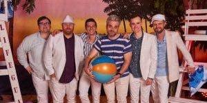 """Sail ON"" - A Beach Boys Tribute"