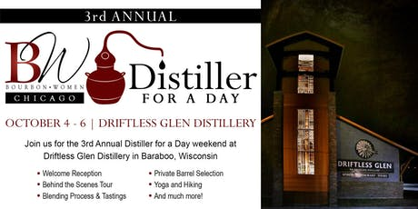 Bourbon Women Chicago - 3rd Annual Distiller for A Day tickets