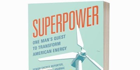 "Solar Austin Happy Hour with ""Superpower"" author, Russell Gold tickets"