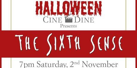Halloween Cine Dine tickets