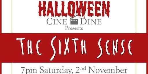 Halloween Cine Dine