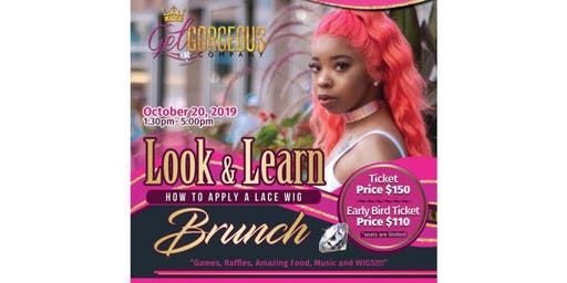 Look & Learn How To Apply a Lace Wig  Brunch