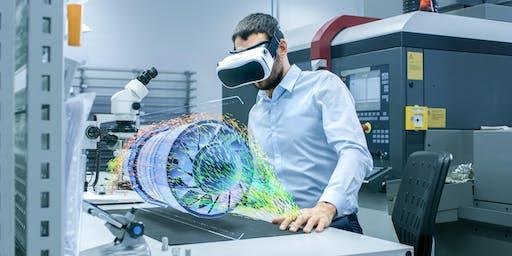 Conferencia sobre Realidad Virtual y su aplicación en la industria