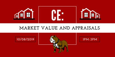CE: Market Value and Appraisals