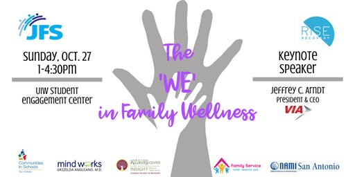 The 'WE' in Family Wellness