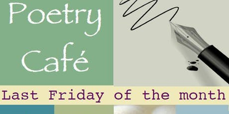 Cheltenham Library - Pop-Up Poetry Cafe tickets