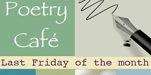 Cheltenham Library - Pop-Up Poetry Cafe