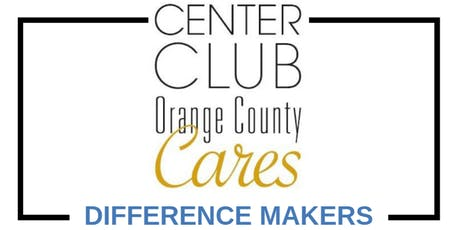 Center Club Cares- Difference Makers tickets