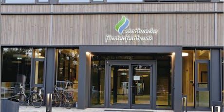 Unternehmer Dinner 2019 des Gewerbeverbandes Fürstenfeldbruck Tickets