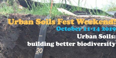 2019 Urban Soils Fest Weekend:  Soils, Art & Harvest Festival tickets