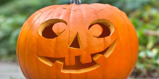 Pumpkin Carving and Tap Take Over with Market Garden