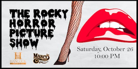Rocky Horror Picture Show at the Hancock Hotel tickets