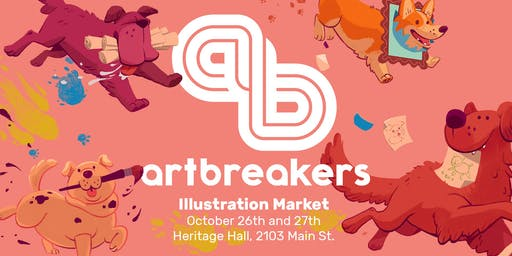 ArtBreakers Illustration Market: Year 3