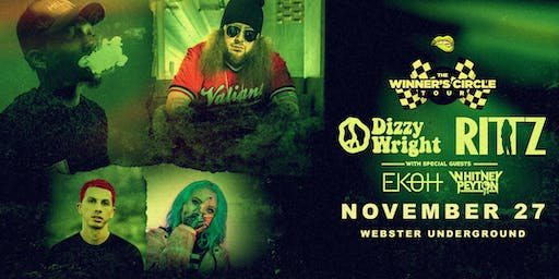 Winner's Circle Tour: DIZZY WRIGHT / RITTZ