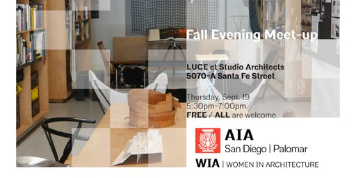 WIA's Fall Evening Meet-up