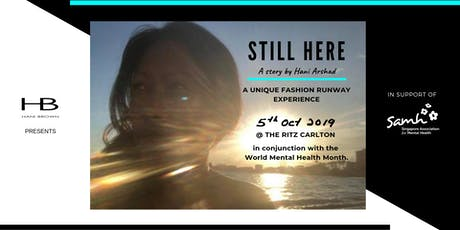 Still Here: A Story by Hani Arshad tickets