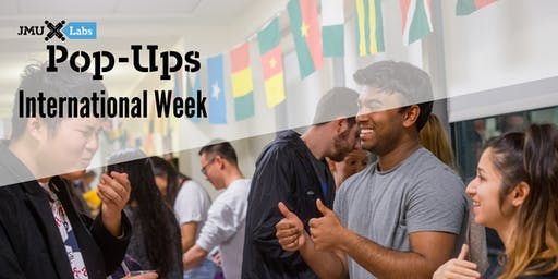 Pop-Up Workshop: International Week featuring the Center for Global Engagement