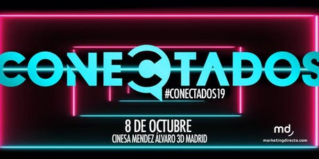 CONECTADOS 2019 entradas