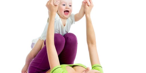 Free Baby Dance and Yoga Class