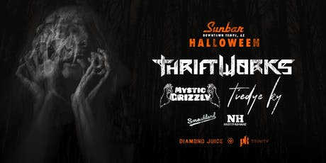 Thriftworks w/ Mystic Grizzly, Tiedye Ky and More at Sunbar tickets