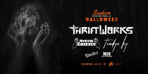 Thriftworks w/ Mystic Grizzly, Tiedye Ky and More at Sunbar