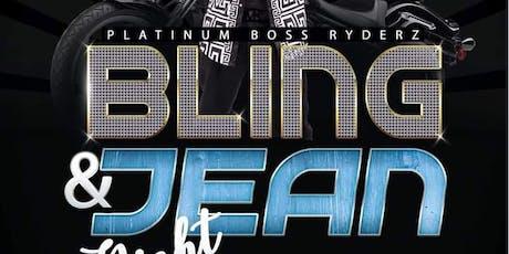 Bling & Jean tickets