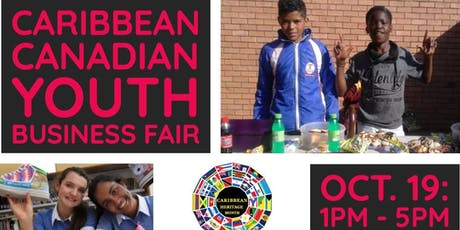 CCPU Caribbean-Canadian Youth Business Fair tickets
