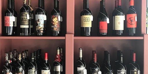 Wine and Tapas at Vin Ami