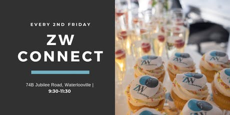 ZW Connect - Networking October tickets