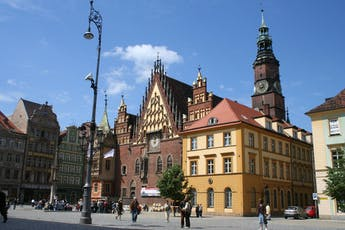 Sign-up & Opt-Out: Wroclaw Study Tour, Fall Block II tickets