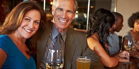 Speed Dating for Single Professionals ages 40s & 50s - NYC tickets