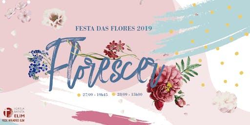 Festa das Flores 2019