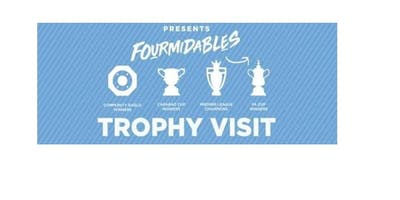Fourmidables Trophy Visit hosted by the Billy McNeil Renfrewshire Supp Club