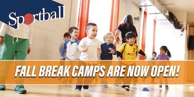 Fall Break Camp - Sportball