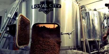 Royal City Brewing- Fall Tours & Tastings tickets