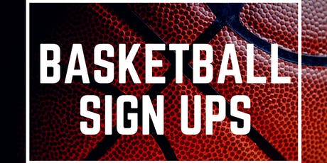 2019 ESBC Basketball Registration tickets