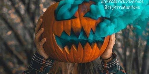 Just a Little Hocus Pocus - Spooky Minis