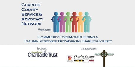 Building a Trauma Response Network in Charles County tickets
