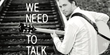 PATRICK ANSETH - WE NEED TO TALK tickets