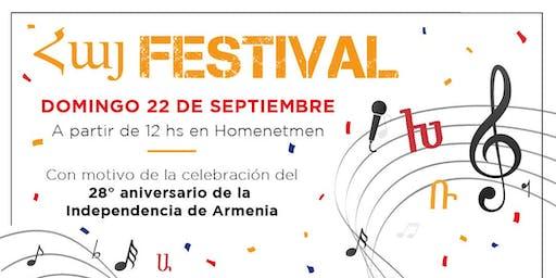Հայ Festival