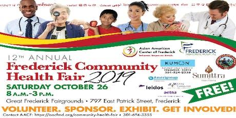 Community Health Fair Vision Meeting tickets