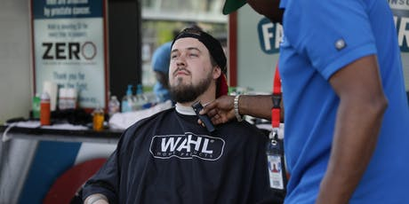 Wahl Offering Free Facial Hair Trims at Republic Square tickets