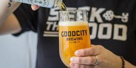 Yoga and Beer for Good at Good City Brewing tickets