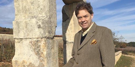 Wonderful Wines of Burgundy with Raymond Blake