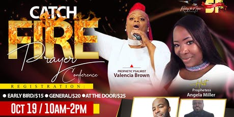 Catch Fire Prayer Conference tickets
