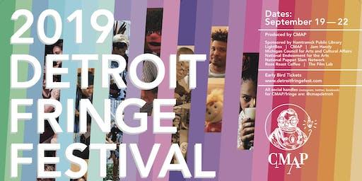 Detroit Fringe Festival 2019