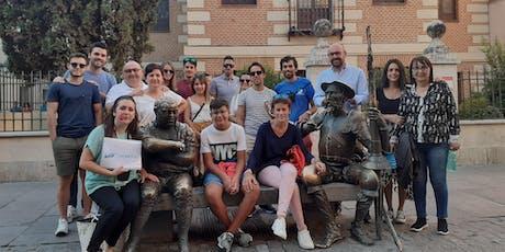 Free Tour Alcalá de Henares (mañana) entradas