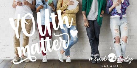 YOUth MATTER Mental Health Symposium tickets